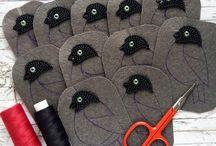 Boncuk işleme, bead embroidery