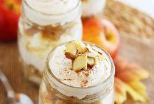 Desserts in a glass