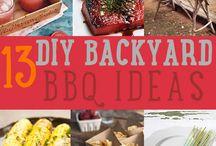 BBQ ideas / BBQ food & other stuff