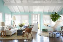 A place by the sea / Ideas for my beach house!