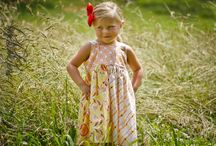 Cute and Custom-Made for Kids! / Custom made children's clothing.  My daughter is the fabulous designer.   / by Cindy Garrett