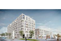 WUWA II residential building / http://nowezerniki.pl/ WUWA II residential building by Major Architekci