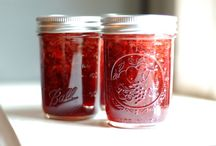 home canning / by Sharon Covington
