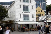 Alf & Werner, Stavanger