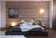 Bedroom design / Contemporary bedroom design ideas