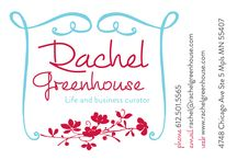 Rachel Greenhouse Consulting Services / by Rachel Greenhouse Consulting Services