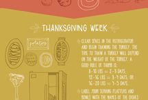Thanksgiving / All things to make Thanksgiving perfect! Thanksgiving decor, food, and crafts!