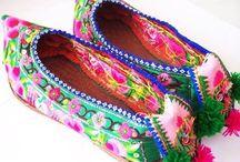 Miao shoes