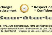 http://www.jc-secretariat.com / Télésecrétariat Artisan, PME, Auto Entrepreneur