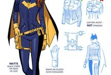 Superhero Uniforms
