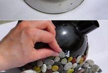 кашпо из подручных материалов