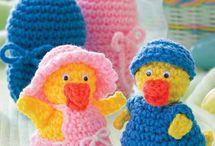 Knitting & crochet / by Jean Stobo