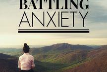 *anxiety/depression information* / by Cheri Rollo