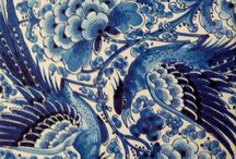 Delfts Blauw / Delft Blue / Anything old & true Delft Blue