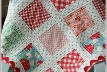 Stitched with love / Sewing-quilting / by Jeri Thompson