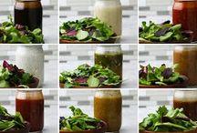 σάλτσες για σαλάτες