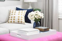 Colorful Decor / Rooms with lots of brilliant color. / by Fly Me To The Moon Florists