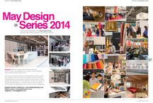 Designer Events - May Design Series 2014 / Some selected highlights from our experience at the 2014 exhibition.