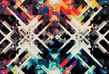 HAPPY PRINT / stampe e geometrie