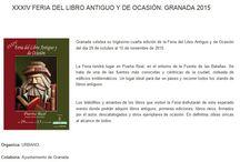 Blog Uniliber / Noticias, eventos literarios, ferias del libro y mucho más en http://uniliberlibrosycoleccionismo.blogspot.com.es