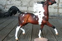 Custom Model Horses/Breyer / by Cierra Mcafee