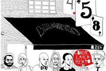 """Exposição #Gratuita """"Um Cartaz para São Paulo"""" / Sob a curadoria do designer gráfico Paulo Moretto e do designer e educador Alécio Rossi, aconteceu a 5ª edição da exposição """"Um Cartaz para São Paulo"""" com o tema """"O Futuro da Metrópole"""". Um novo grupo de artistas e designers gráficos ficou encarregado de criar cartazes que discutissem a temática."""