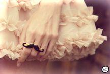 Moustache Attitude / pour celles et ceux qui sont atteints de collectionnite aïgue de moustaches :)