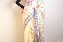 Designer Cotton Unique Sarees