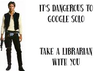 Library - Star Wars