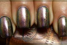 Make-up & nails! / by Irlanda McPherson