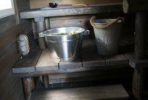 mökki saunat