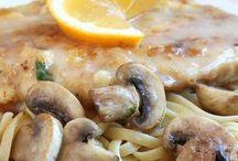 Dinner recipes - chicken