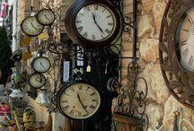 Relojes / by Fanny Lozano