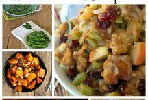 Thanksgiving / Recipes, Decor, and Ideas