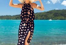 Style - Beach Hat Shoot