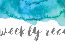 A Weekly Recap / Weekly Recaps featured on As Told By Tina