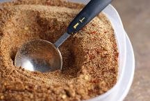 Homemade Seasonings / by jennifer surles