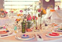 Whimsical Centerpieces