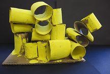 Elem Art - Recycled Sculpture / by Courtney Jones
