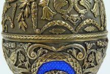 Russian thinks-eggs-crowns  etc_S / Siberia & Georgia &