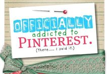 Pinterest anonymous / For those of us who are totally addicted to pinterest/pinning anything and everything! / by Jessie Weston