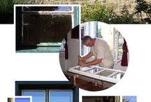 Window insulation references - Ablakszigetelési referenciák / Néhány ablakszigetelési munkánk képekben a több 100 közül.