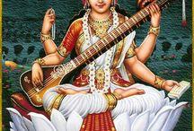sarasvati goddess