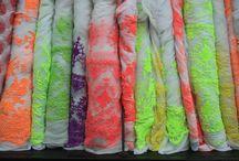 Neon fabric