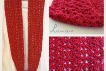 Crochet Scarfs/ Wraps/ Ponchos/ Shawls/ Shrugs