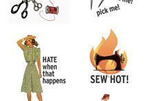 Fun Sewing, Knitting & Crochet