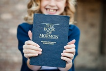LDS Baptism  / I am Mormon! Cute ideas for a special day!