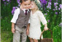 Flower Girl & Ring Bearer