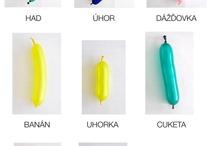 Balónové výtvory