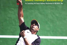 Tennis Holidays / TENNIS HOLIDAYS is a #sports event company promoting Tennis gaming, Tennis workshop in Pune, Mumbai and India under unique model of setting up own Tennis Holidays destinations and affiliated destinations.